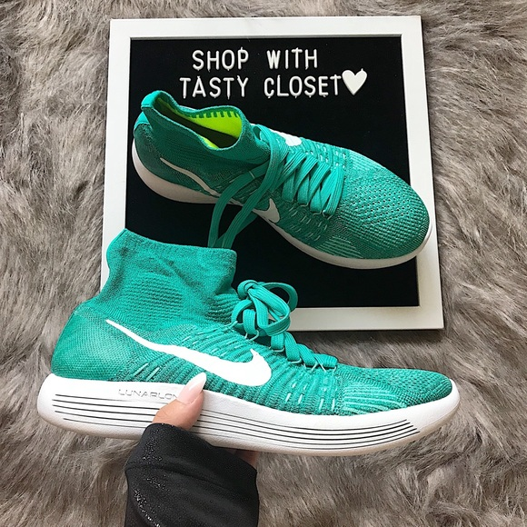 Nike lunarepic flyknit running shoes 5b226cab9cc2